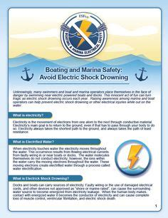 electric boat outside electrician 21 best electrical safety images on pinterest electrical