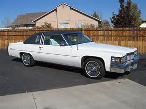 79 Cadillac Coupe For Sale 1979 Cadillac Coupe Phaeton Limited Edition For