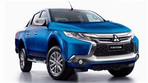2020 Mitsubishi Triton by 2020 Mitsubishi Triton Review Release Date Engine