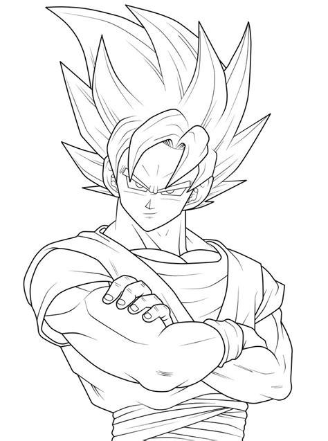 Drawing Goku by Best 25 Goku Drawing Ideas On Goku How To