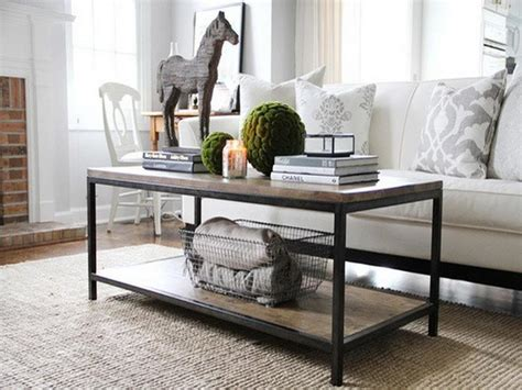 decorate coffee table furniture how to decorate concrete coffee table concrete