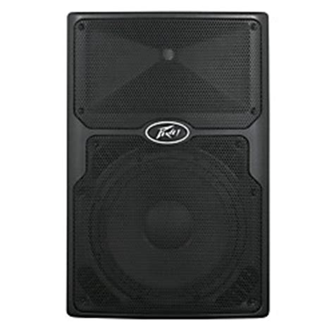 peavey pvi 10 10 pa speaker cabinet pair peavey unpowered speakers music arts