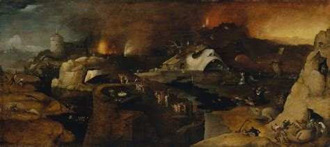 river of time my descent into depression and how i emerged with books s descent into hell by hieronymus bosch artsyfartsee