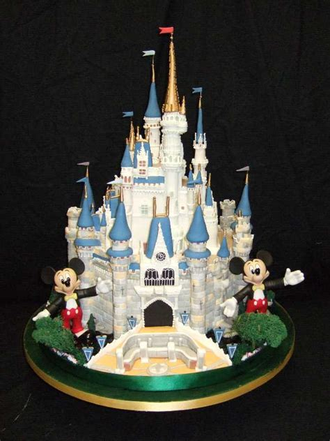 Disney Wedding Cake by Wedding Cakes Pictures Cinderella Castle Wedding Cake