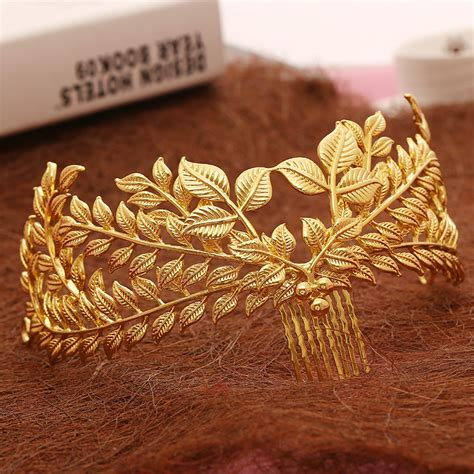Vintage Bridal Hair Jewellery by New Design Bridal Hair Jewelry Vintage Hair Comb Gold