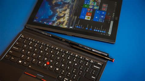 Tablet Lenovo Second lenovo thinkpad x1 tablet review topping surface s keyboard cnet