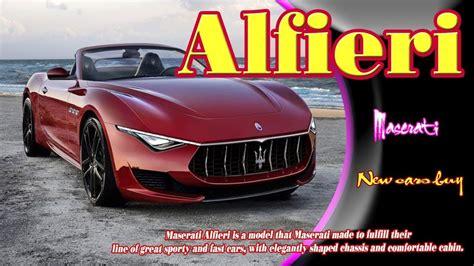 2019 Maserati Alfieri Cabrio by 2019 Maserati Alfieri 2019 Maserati Alfieri Cabrio