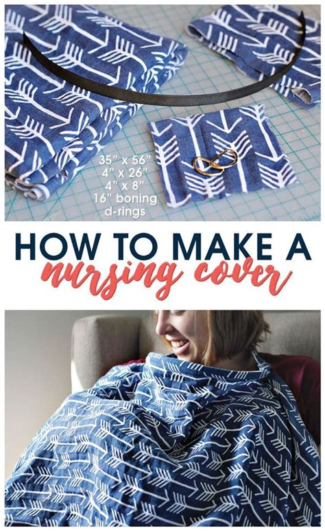 nursing cover up pattern free how to make a nursing cover simple free pattern and
