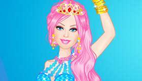 barbie mermaid dress up games barbie mermaid dress up game my games 4 girls