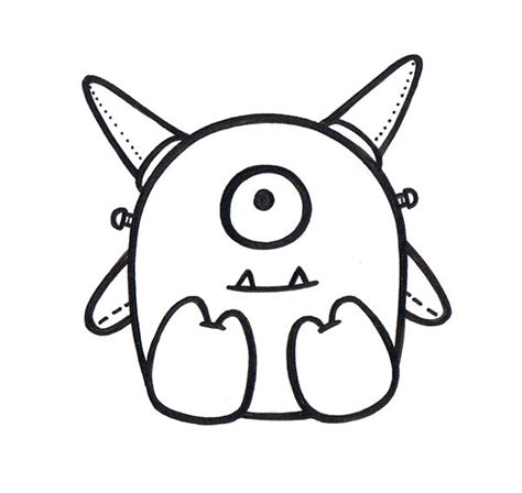 how to draw doodle monsters 15 best monsterrrrrrrrz images on doodle