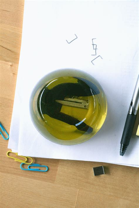 Office Supplies In Jello Diy Stapler In Jell O Paperweight Inspired By The