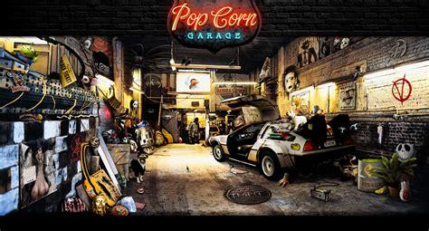 popcorn garage mediatheques de villeurbanne