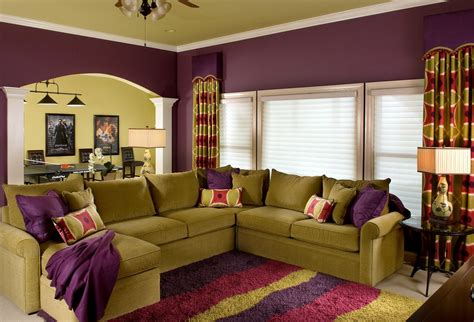 colors that go with sage green couch what colors go with a sage couch purple and red living
