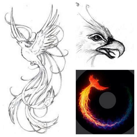 phoenix tattoo head 27 best tattoo ideas images on pinterest tattoo ideas