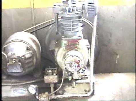 1940 s peerless u s air compressor 2 horsepower