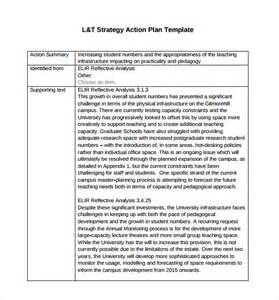 document management strategy template sle strategic plan 9 documents in pdf word