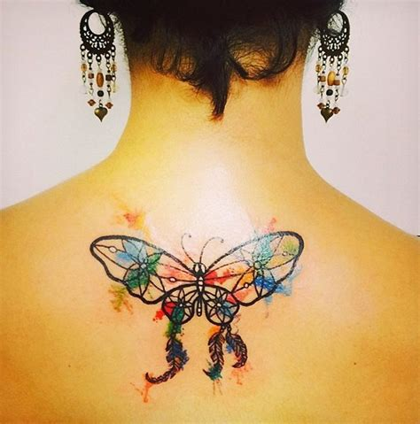 dreamcatcher tattoo with butterfly 52 best images about tattoos on pinterest beautiful
