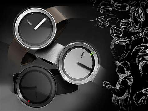 design concept watches nixon minimalist concept watch gadgetsin