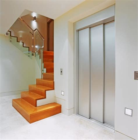 elevator house few simple yet effective decorating ideas for new homes
