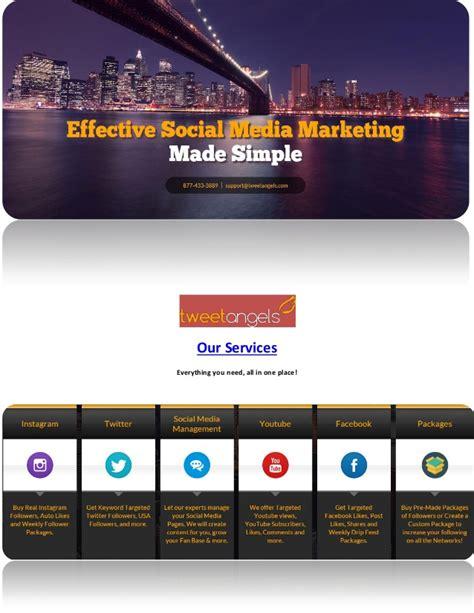 best social marketing best social media marketing service