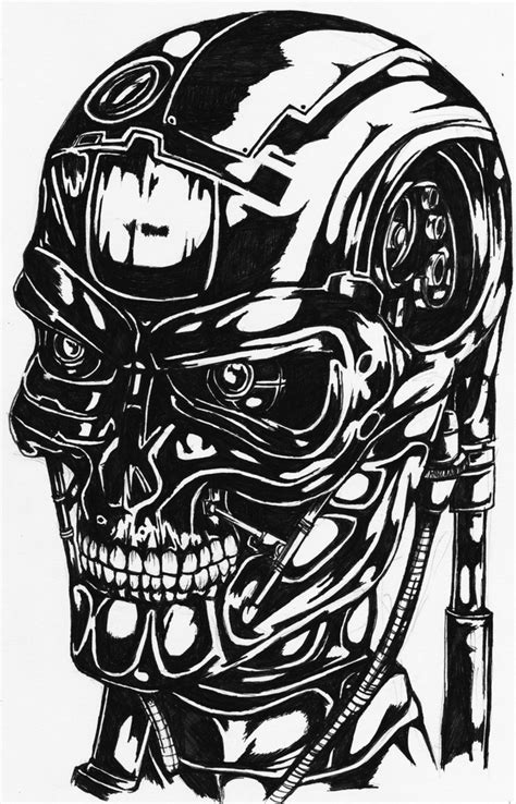 terminator tattoo designs 17 best images about terminator on arnold