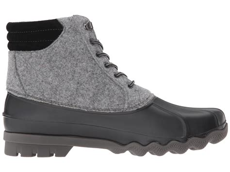 zappos duck boots sperry avenue duck wool boot at zappos
