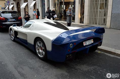 maserati mc12 maserati mc12 16 march 2016 autogespot