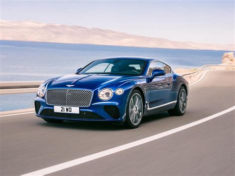 Bentley Continental Gr Bentley Debuts New Continental Gt Ahead Of 2017 Frankfurt