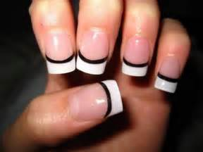 latest french manicure ideas