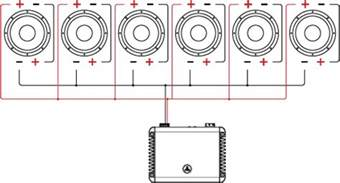 parallel subwoofer wiring diagram get free image about wiring diagram