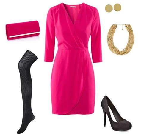 how to accessorize a pink dress how to wear pink dress