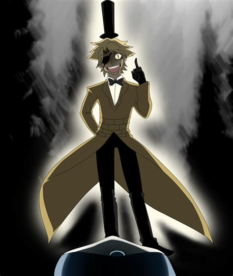 Bill Cipher Anime   bill cipher anime google keres 233 s bill cipher from