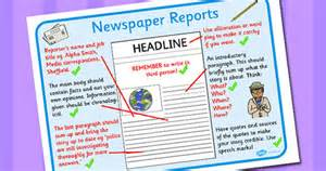 Writing A Newspaper Report Ks2 by 8 Newspaper Report Templates Illustration Design Files Free Premium Templates