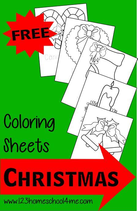 december coloring pages preschool free christmas coloring sheets for toddlers preschool