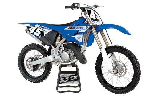 best 125 motocross bike 10 things you might not know about the yz125 dirt bike