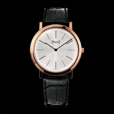 gold ultra thin mechanical g0a31114 piaget