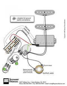 wiring diagram hss seymour duncan