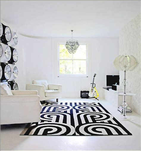 black and white living room rug elegant black and white rugs theme design ideas plus