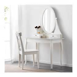 Ikea Vanity Desk White Hemnes Dressing Table With Mirror White 100x50 Cm Ikea