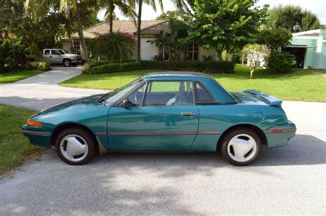 how to work on cars 1993 mercury capri navigation system find used 1993 mercury capri xr2 turbo convertible w hardtop stick shift low miles in orlando