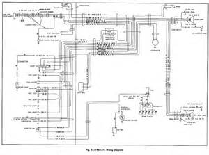273kb complete wiring diagram of 1950 1951 chevrolet pickup truck