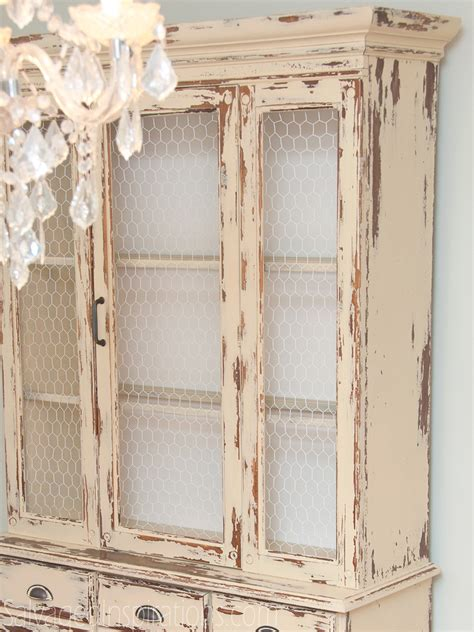Past Meets Present Trend: Replace Glass with Chicken Wire The Safe Way! Salvaged Inspirations