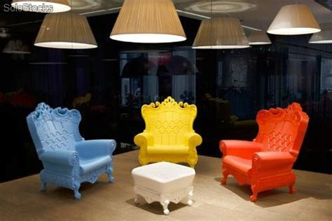 poltrone plastica sedia poltrona design moderno in plastica polietilene
