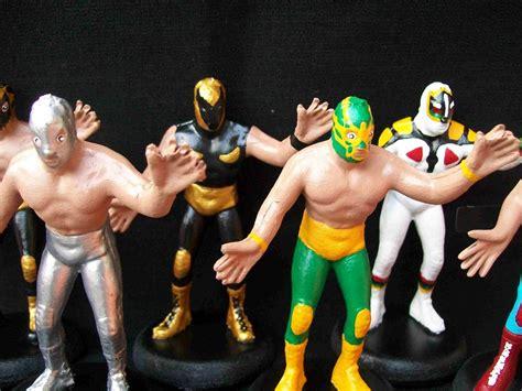 imagenes de luchas libres lucha libre en el museo del juguete antiguo m 233 xico el