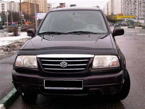 Suzuki Grand Vitara 2002 For Sale 2002 Suzuki Grand Vitara Xl 7 For Sale