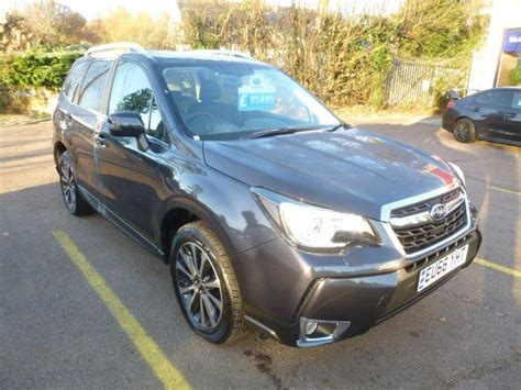 used subaru forester for sale uk ex demo used subaru forester for sale essex perkins garages