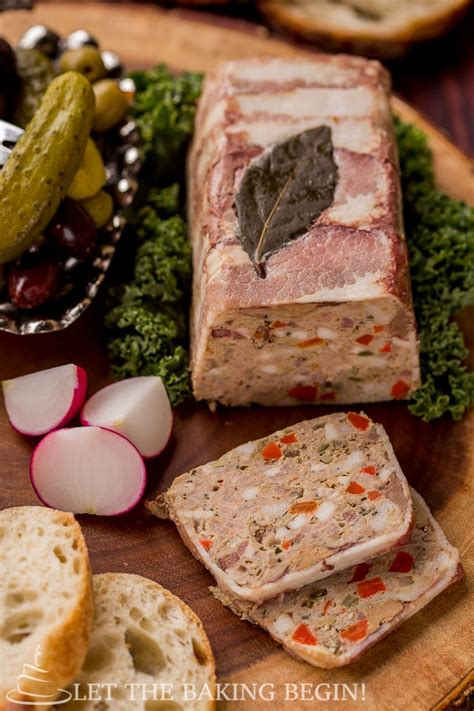 country style pate american test kitchen recipe let - Country Style Pate