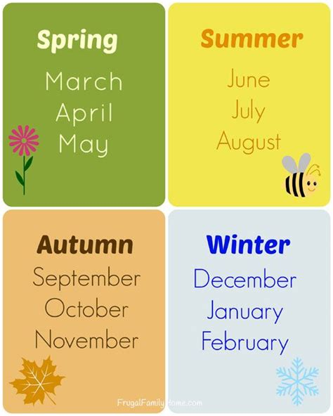 teach with teach 1 term 6 months printed access card new engaging titles from 4ltr press teaching the seasons and months free printable