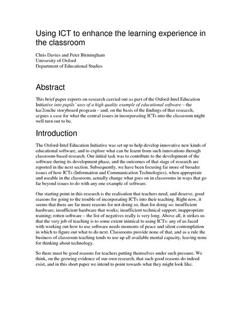 How To Make An Abstract For Research Paper - exle research paper abstract thedrudgereort625 web