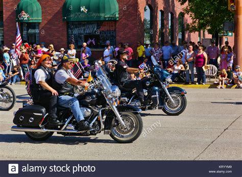 Motorrad Fahren In Usa by Motorcycle Harley Davidson Stockfotos Motorcycle